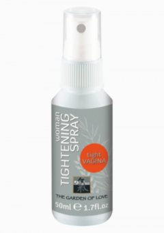 Спрей для сужения влагалища Shiatsu Tightening Spray, 50 мл.