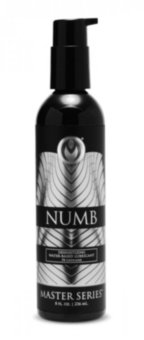 Лубрикант Numb Desensitizing Water Based Lubricant, 236 мл