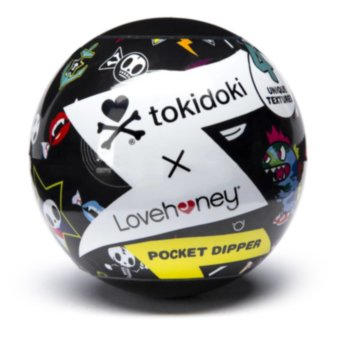 Мастурбатор-яичко Tokidoki Pleasure Cup Lightening