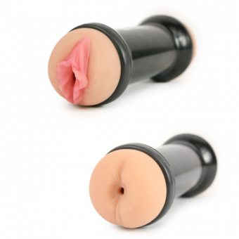Мастурбатор два в одном Penthouse® Double Sided Stroker, Heather Starlet