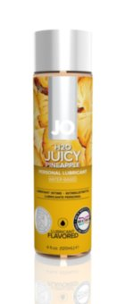 Лубрикант со вкусом ананаса System JO H2O - JUICY PINEAPPLE (120 мл)